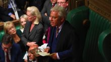 John Bercow criticised for bizarre 'Be a good boy!' school gates rant at Michael Gove