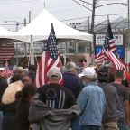 'Freedom March of NJ' protest held at Jersey Shore