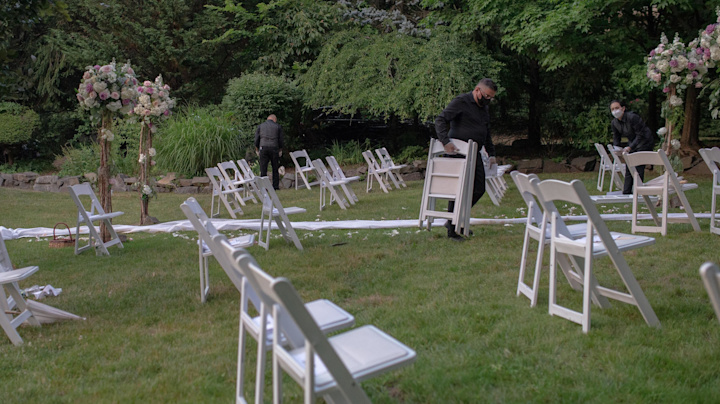 Weddings become super-spreaders of coronavirus