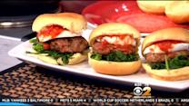 Stephanie & Tony's Table: Sausage And Broccoli Rabe Sliders