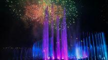 Dubai sets record for world's biggest fountain
