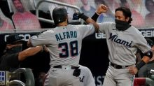 Sánchez, 4 relievers throw 4-hitter as Marlins blank Braves