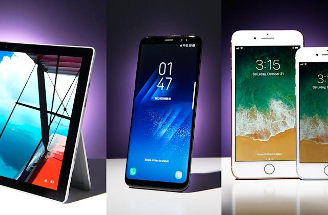 The best smartphones and tablets to give as gifts