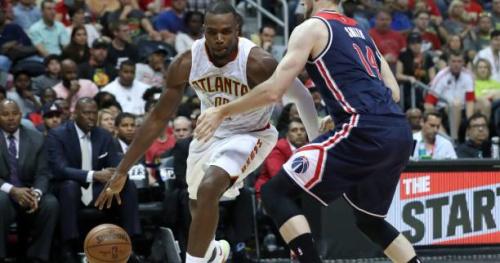 Basket - NBA - Atlanta s'impose à domicile et réduit l'écart face à Washington