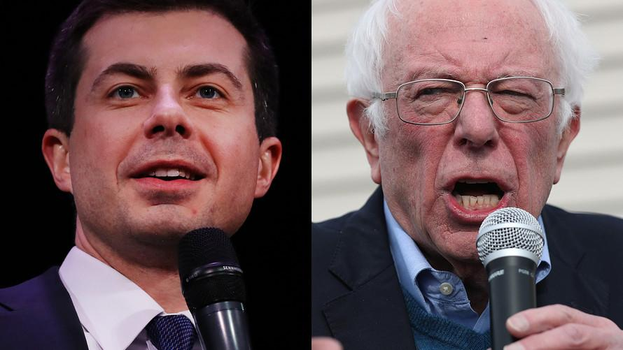 News post image: Iowa caucus update: Top Democratic official calls for recanvass, as Buttigieg, Sanders still in tight race