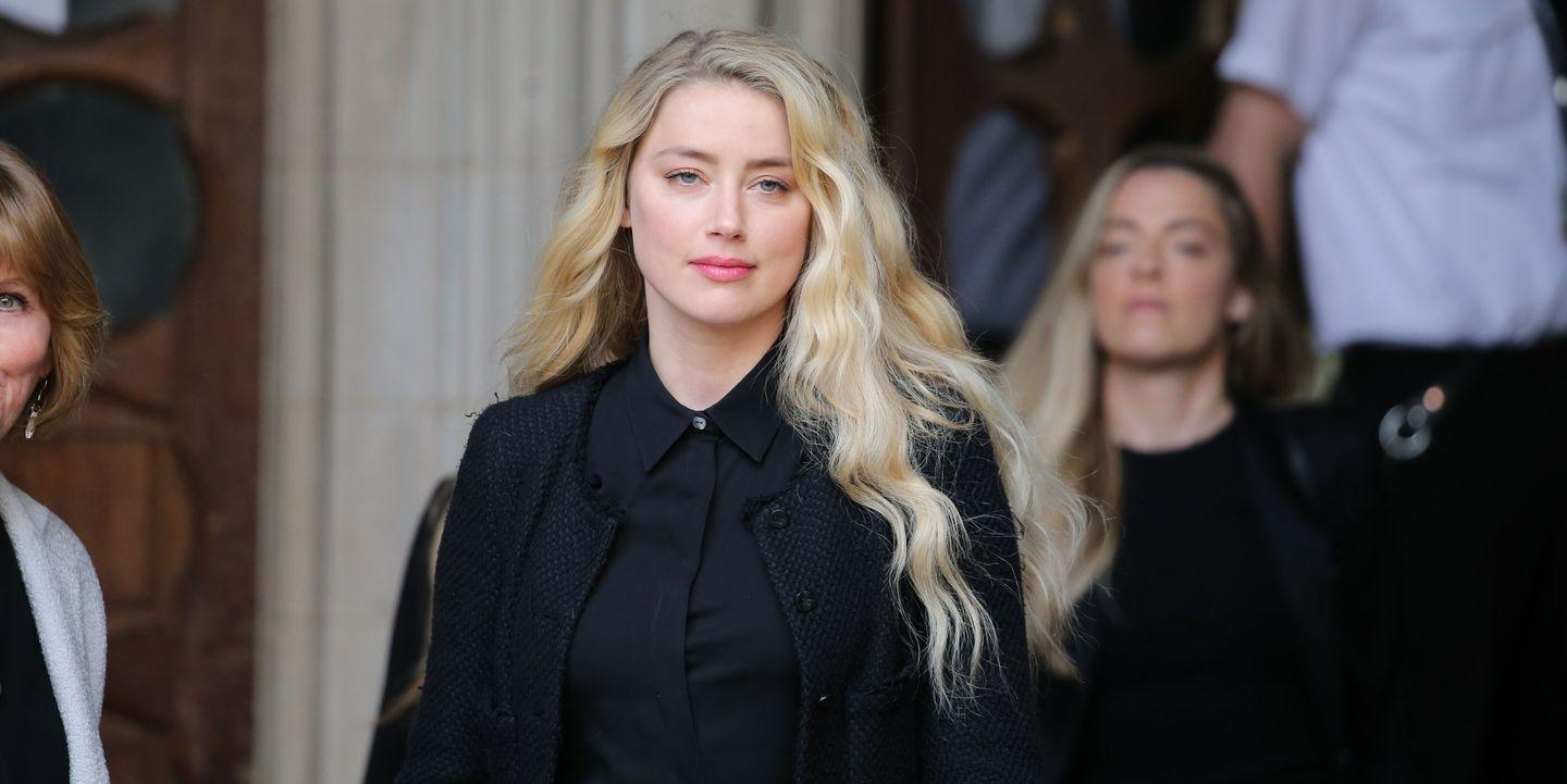 A Theory About Why Amber Heard Lost Public Sympathy For Standing Against Depp S Abuse