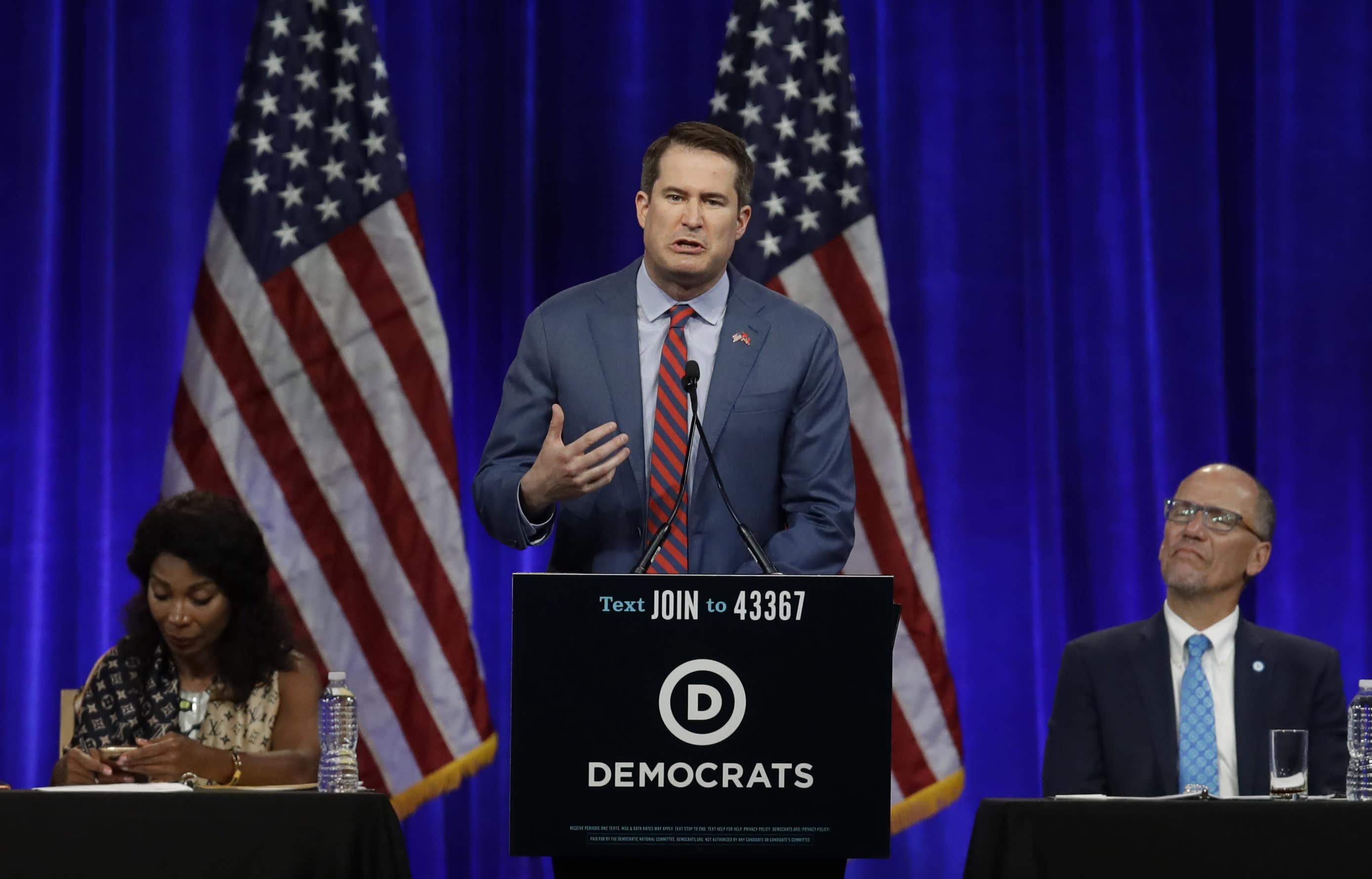Election 2020 Democrats San Francisco