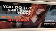 ASA bans two adverts for 'sexist' gender stereotyping – 'You do the girl boss thing, we'll do the SEO'