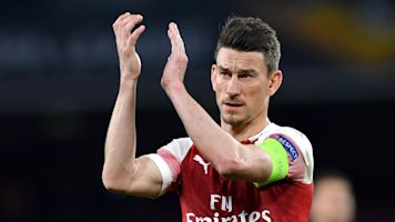 Koscielny hails Arsenal 'ambition' in Napoli victory