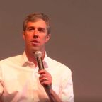 "Beto O'Rourke asked to give ""an actual policy"" at campaign event"