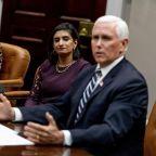 Ex-Pence adviser says Trump bungled virus; she's for Biden
