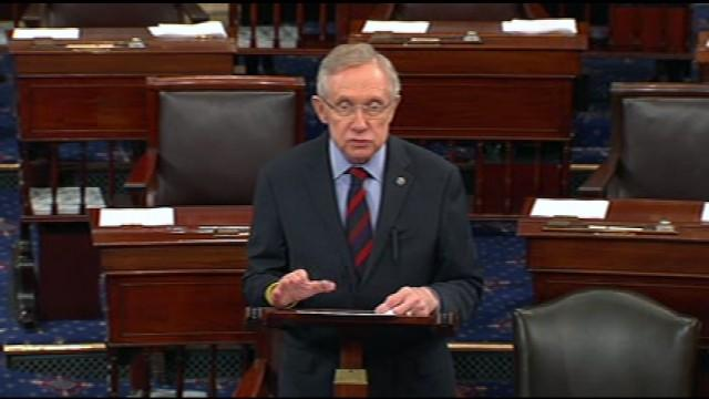 Reid: 'Mitt Romney Could Be One Of Those Who Have Paid No Federal Income Tax'