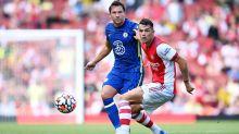 Granit Xhaka staying at Arsenal to end Jose Mourinho's hopes of bringing him to Roma