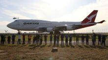 El último Qantas 747 despega en Sídney rumbo a su jubilación