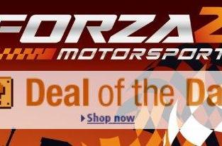 Deal of the Day offers Forza 2 for only $40