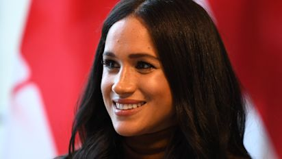 Meghan Markle steps out in L.A. in $103 dress