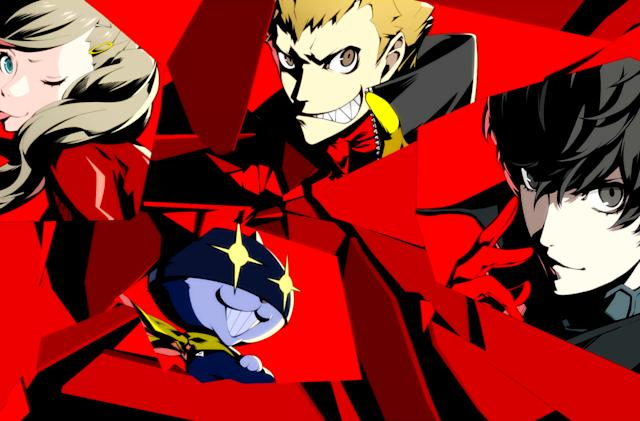 The Persona soundtracks are now available on Spotify and Apple Music
