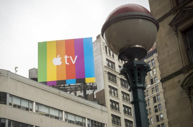 Apple hires another Sony TV exec to boost its streaming efforts