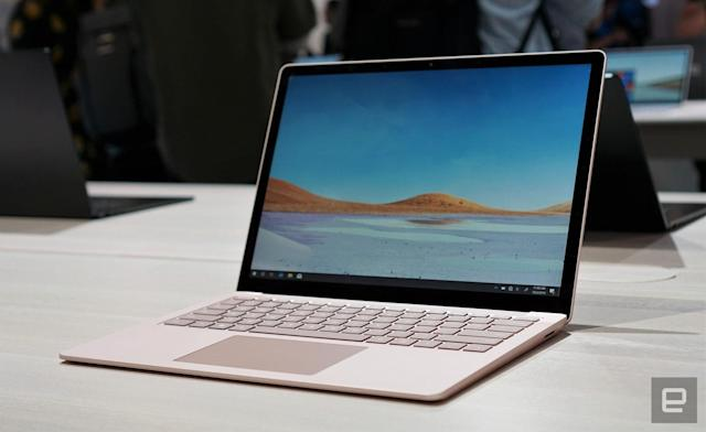 Best Buy throws in a $50 gift card with the 15-inch Surface Laptop 3