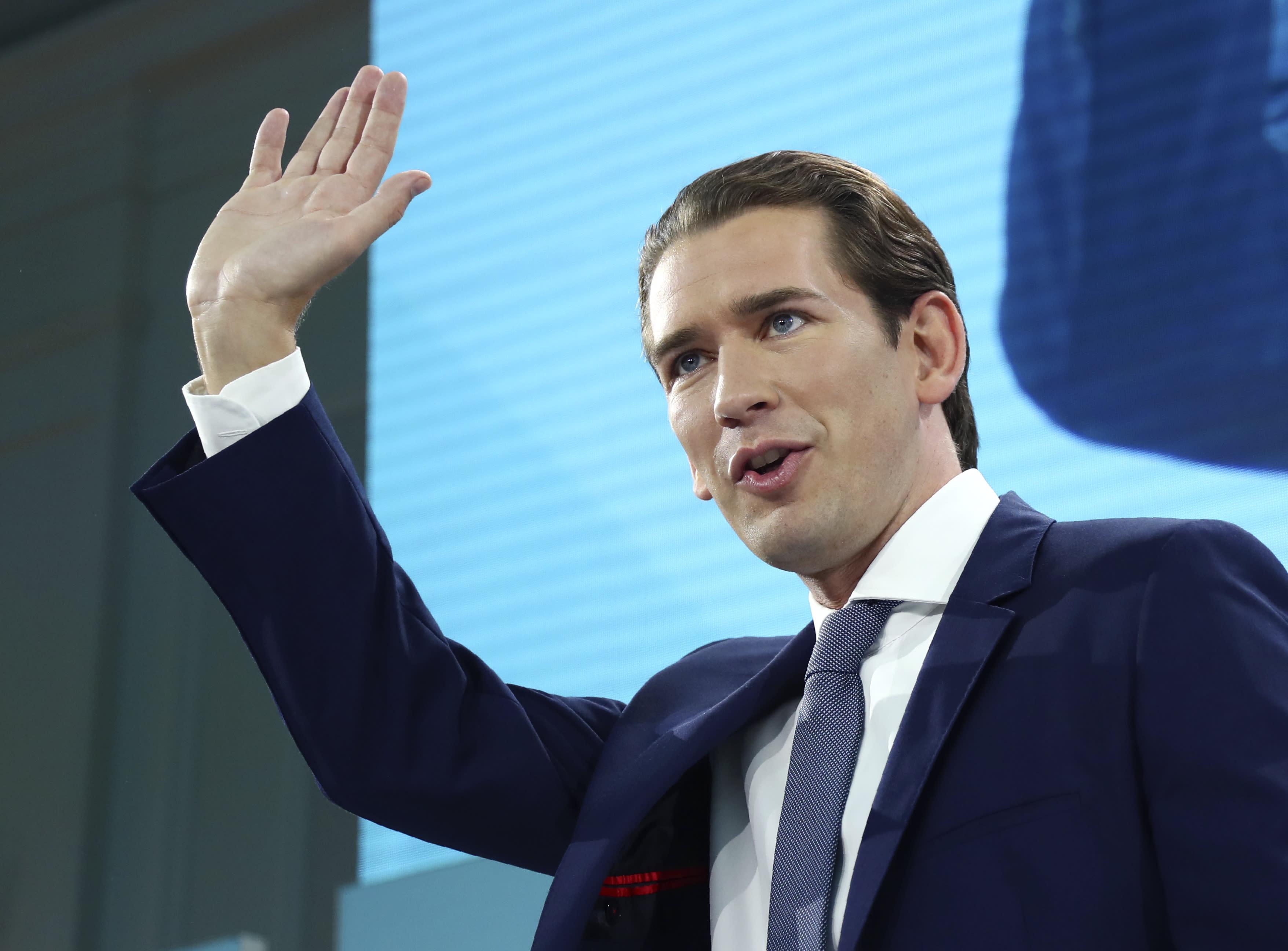 Sebastian Kurzs Conservatives Win Austrian Election but