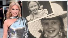 Kylie Minogue posts adorable childhood throwback snaps to mark her 52nd birthday
