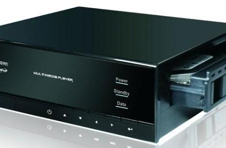Marshal's new media drive is no laughing matter, plays Blu-ray and DVD ISOs