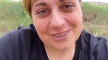 Il primo messaggio di Benedetta Rossi per il cane scomparso