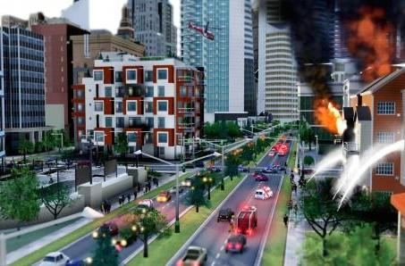 SimCity offline update launching today, some server downtime