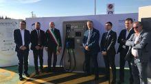 Enel: in Toscana stazioni ricarica veloce per auto elettriche