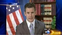 Congressman Adam Kinzinger talks energy policy