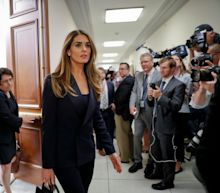 Court docs show Hope Hicks in contact with Michael Cohen during hush-money discussions