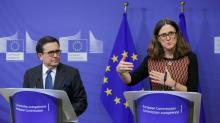 """Acuerdo """"de principio"""" entre UE y México sobre tratado comercial modernizado"""
