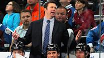 NHL coaches on the hot seat