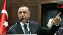 Erdogan says NATO countries shouldn't sanction each other amid row over S400