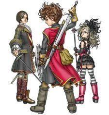 Dragon Quest Swords release date pushed up