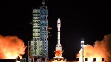 Chinas Raumlabor stürzt kontrolliert über Südpazifik ab