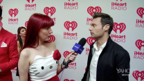Ryan Seacrest at the iHeartRadio Festival