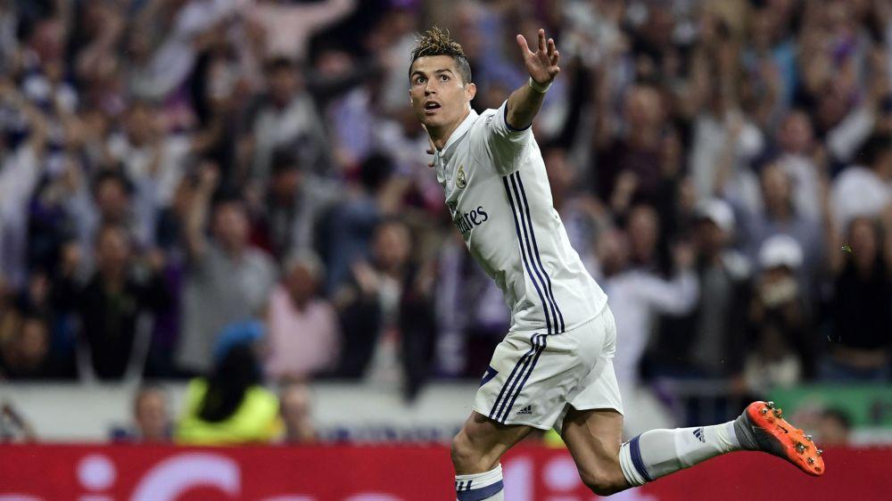 """""""Sou deste planeta"""", diz Cristiano Ronaldo"""