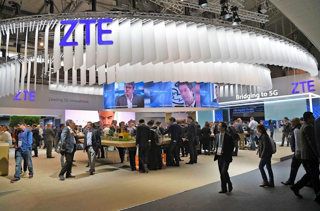 ZTE faces bleak future after US ban prevents it from making phones