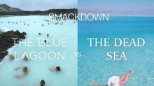 Dead Sea vs. Blue Lagoon: Which Natural Spa Is Better?