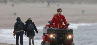Beginn der Badesaison an den Küsten - Sorge vor Coronafolgen