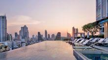 無邊際泳池坐擁大景!曼谷景觀飯店新景點