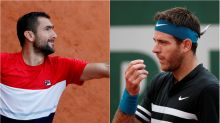 Roland-Garros : suivez Cilic - Del Potro EN DIRECT