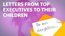 Top business leaders share advice for their daughters