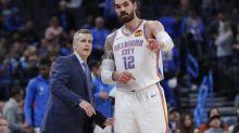 Basket - NBA - NBA: le coach Billy Donovan quitte Oklahoma City