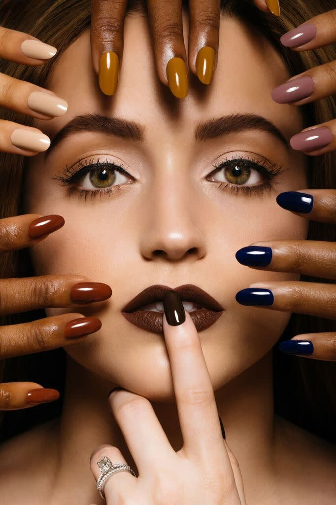 Beauty blogger Kathleen Lights\'s nail polish line is finally here ...