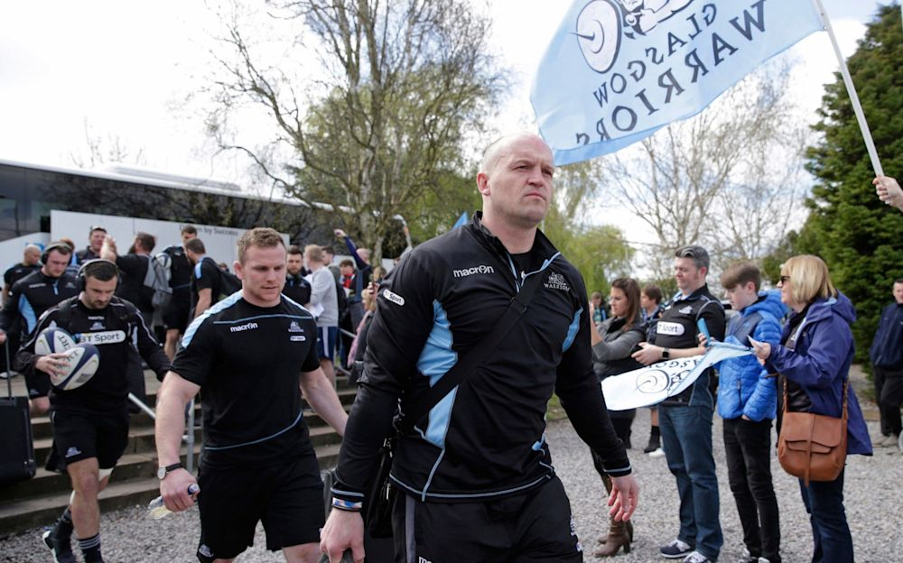 Gregor Townsend will blood the next generation - REUTERS