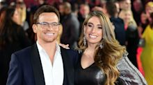 Stacey Solomon reveals Joe Swash slept in the shed after he was locked out