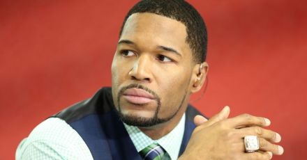 Check Out Michael Strahan's Annual Salary