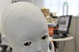 "CB2 ""Child Robot"" returns: smarter, creepier than ever"